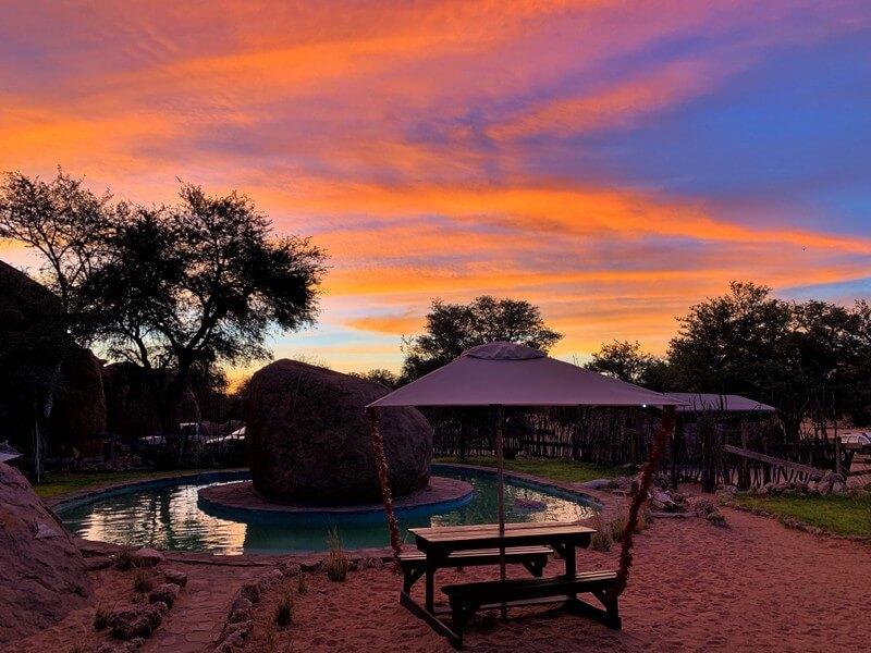Madisa Camp Namibia Women Only Tour