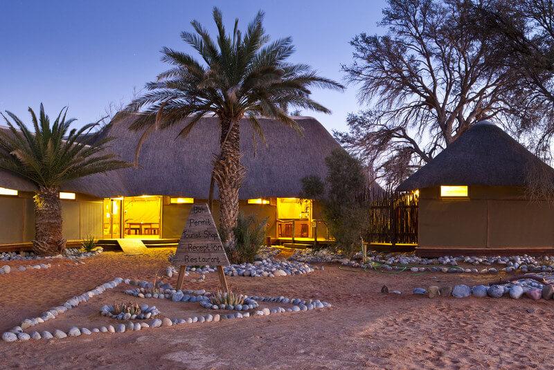 Sesriem Campsite Namibia Women Only Tour (2)