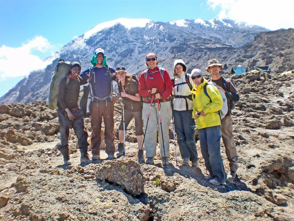 Meg Kilimanjaro Climb